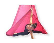 空中瑜伽老师